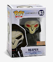 Funko Pop! Reaper BoxLunch