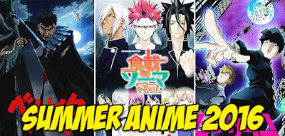 Jadwal Tayang Top Anime Terpopuler Kategori Summer 2016, berikut jam upload sub indo Anime Terpopuler, Anime Terpopuler tahun 2016, Anime Terpopuler sepanjang masa, Anime Terpopuler tahun 2016, siapa Anime Terpopuler, 7 Anime Terpopuler di indonesia, daftar nama nama Anime Terpopuler, Anime Terpopuler sepanjang sejarah, Anime Terpopuler buatan indonesia, daftar Anime Terpopuler