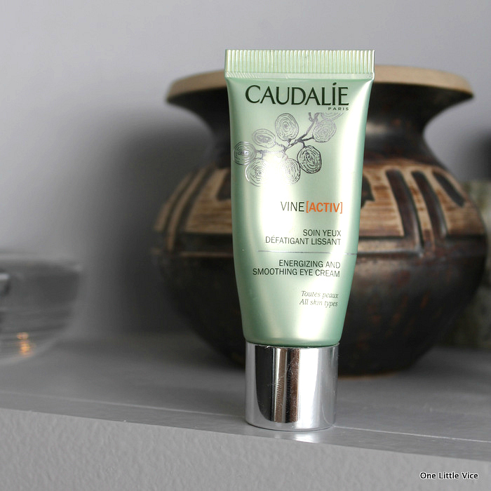 one little vice beauty blog: caudalie vineactiv skincare review