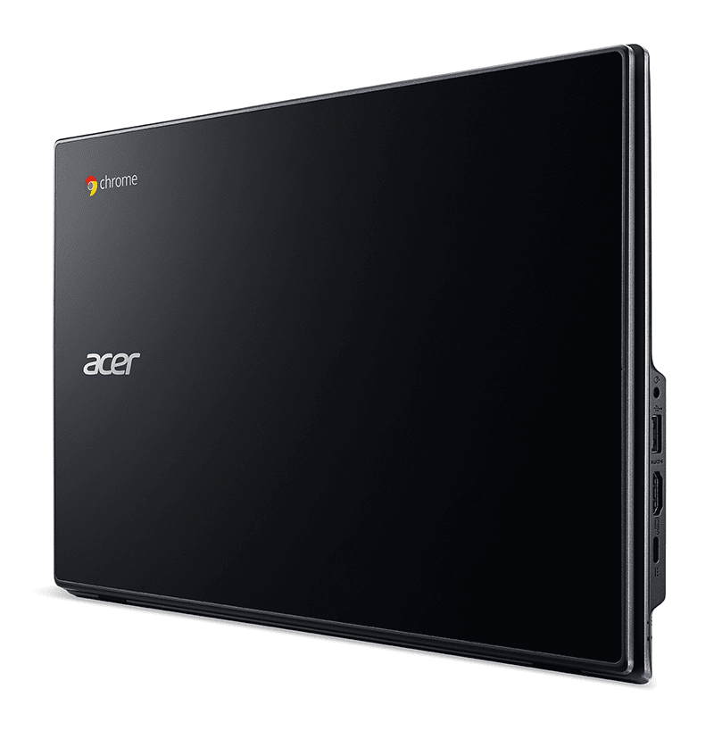 Another view of the Chromebook 14 by Acer