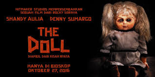 Download Film Indonesia The Doll (2016) Full Movie BluRay