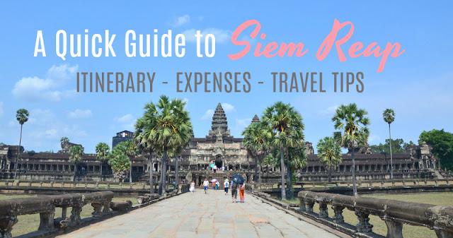 Siem Reap Budget Travel Guide