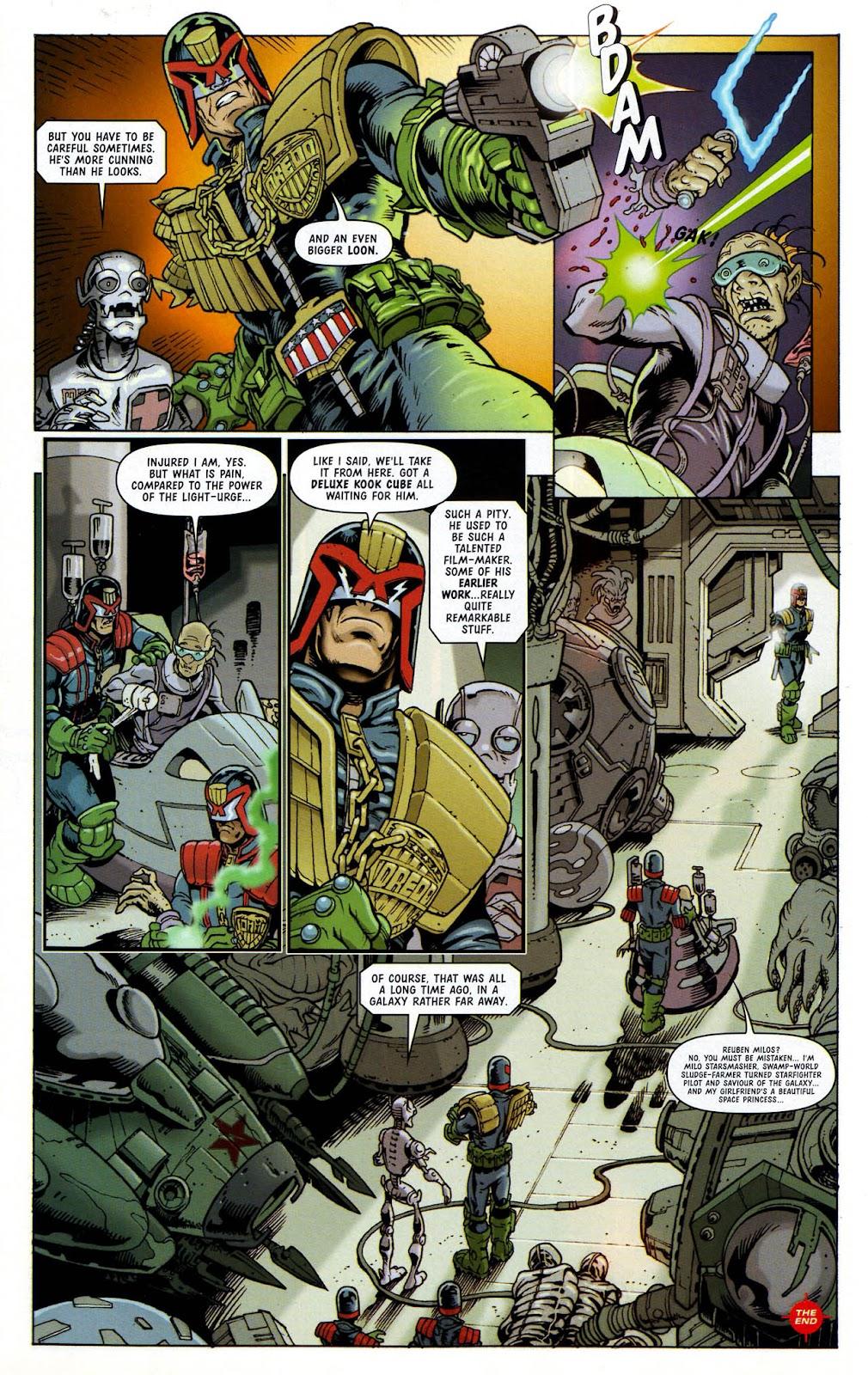 Read online Judge Dredd Megazine (vol. 4) comic -  Issue #12 - 50