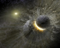 Proto-Earth May Have Been Significant Source of Lunar Material