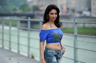 Tamanna Dancing in Jeans from Badrinath  Spicy  Pics