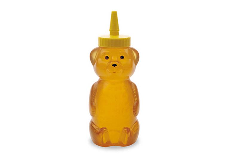 Classic honeybear honey dispenser