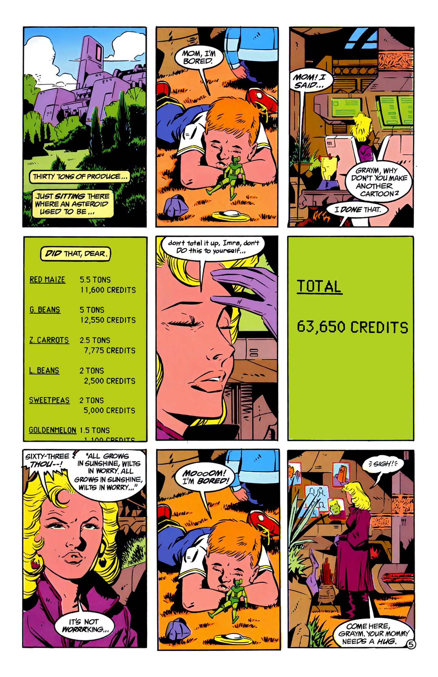 Legion of Super-Heroes (1989) 3 Page 5