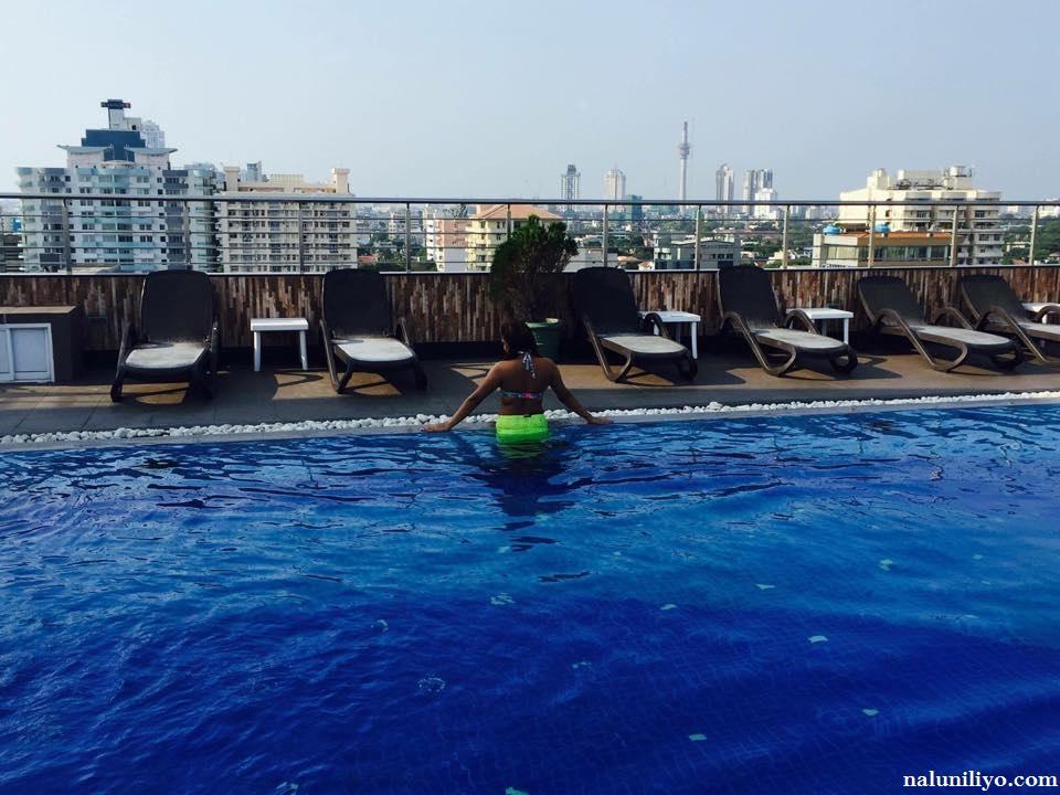Piumi Pansamali hot naked bikini