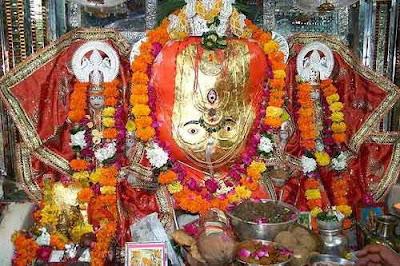 Trinetra Ganesh Temple