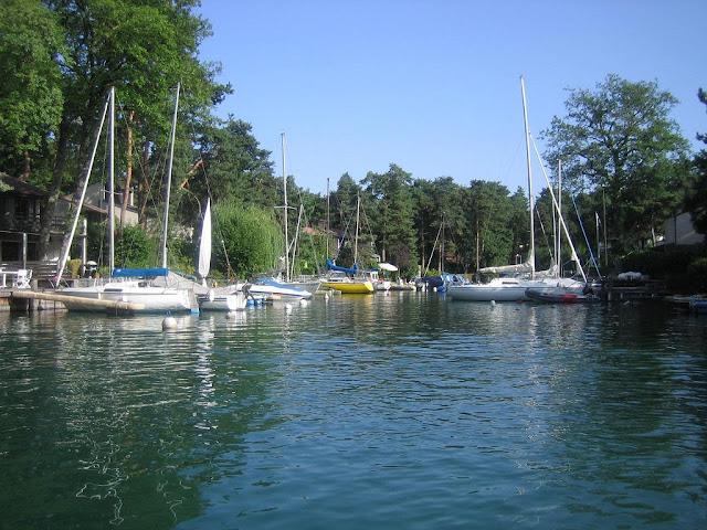 Port Ripaille - wunderschöne Ferienanlage am Genfer See