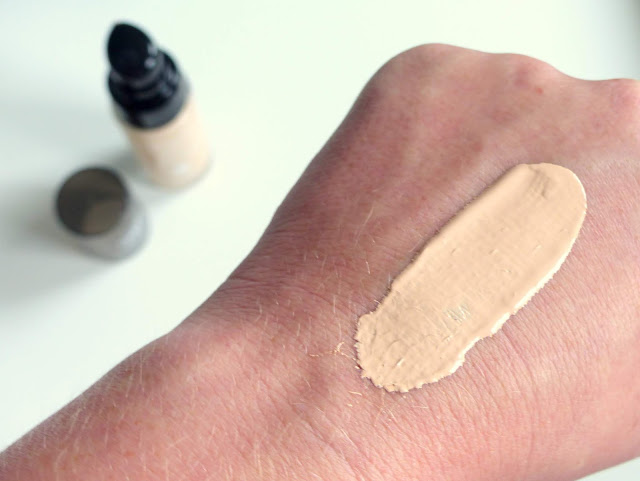 Revlon Colorstay Foundation Theloveforpink Review