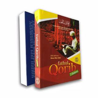 Buku Fathul Qorib 3 Bahasa Toko Buku Aswaja Surabaya