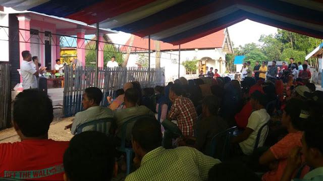 Seto Kembali Pertegas Akan Buka 1 Pelayanan Izin Kapal Nelayan di Sinjai