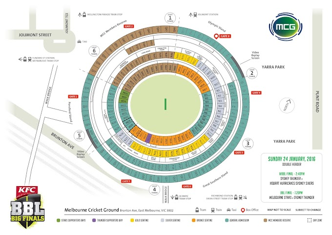 Mcg Seating Chart