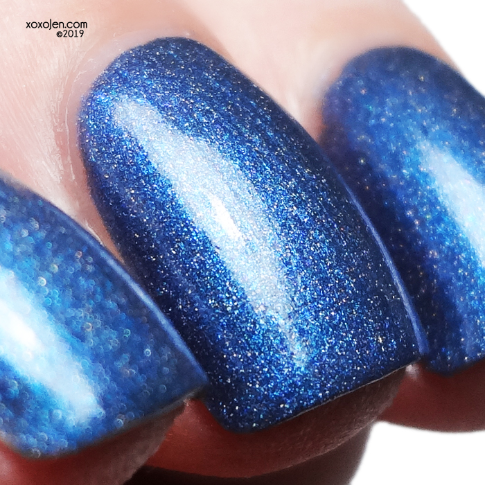 xoxoJen's swatch of Chirality Polish Ghost Monument