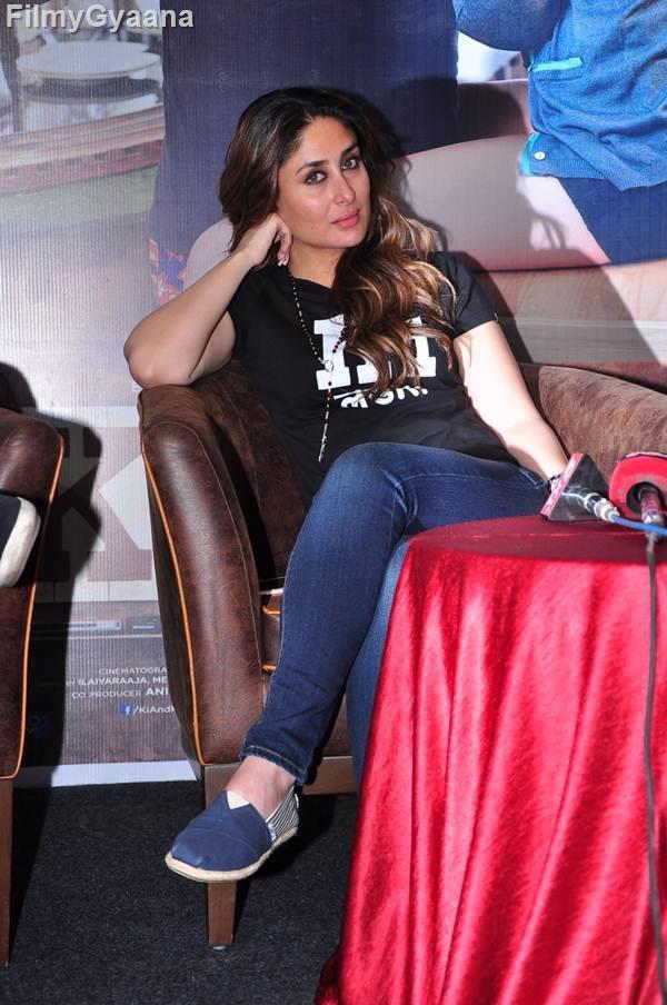 kareena kapoor denim jeans photo
