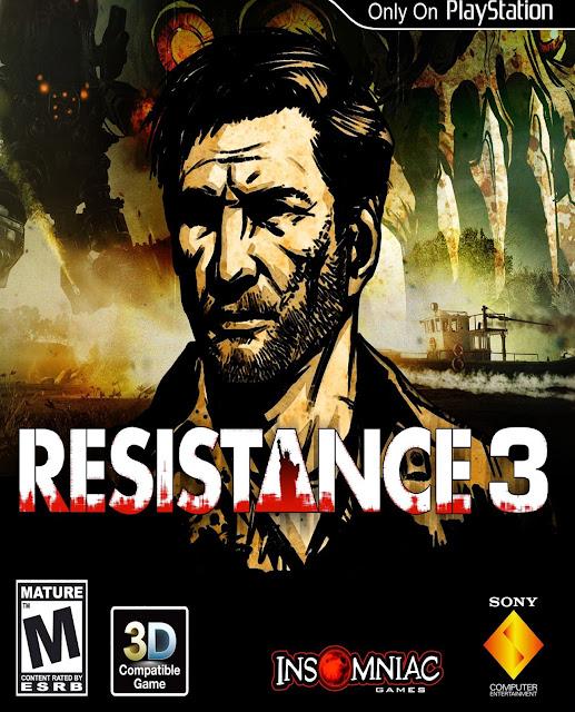 Detonado - Resistance 3