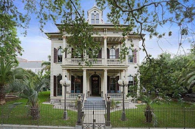 Brevard House aka Anne Rice Mansion New Orleans
