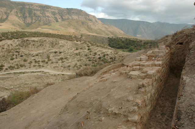Iran's Gorgan Wall undergoing new excavation season