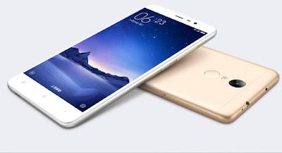 10 HP Android Dengan RAM 3 GB Terbaik - Harga 1 Jutaan - Xiaomi Redmi Note 3