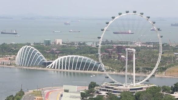 Kegiatan Penting Apa Harus Dilakukan Traveler Saat Berada Di Sekitar Marina Bay Singapore