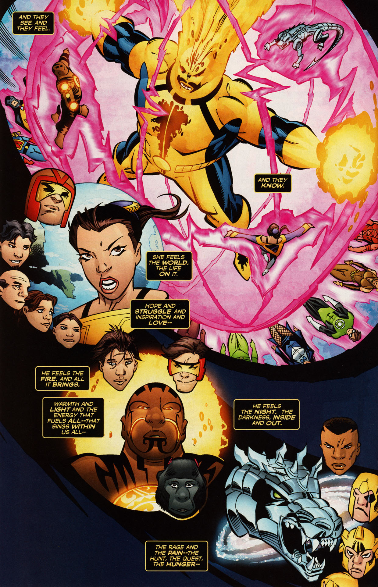 Read online Trinity (2008) comic -  Issue #48 - 24