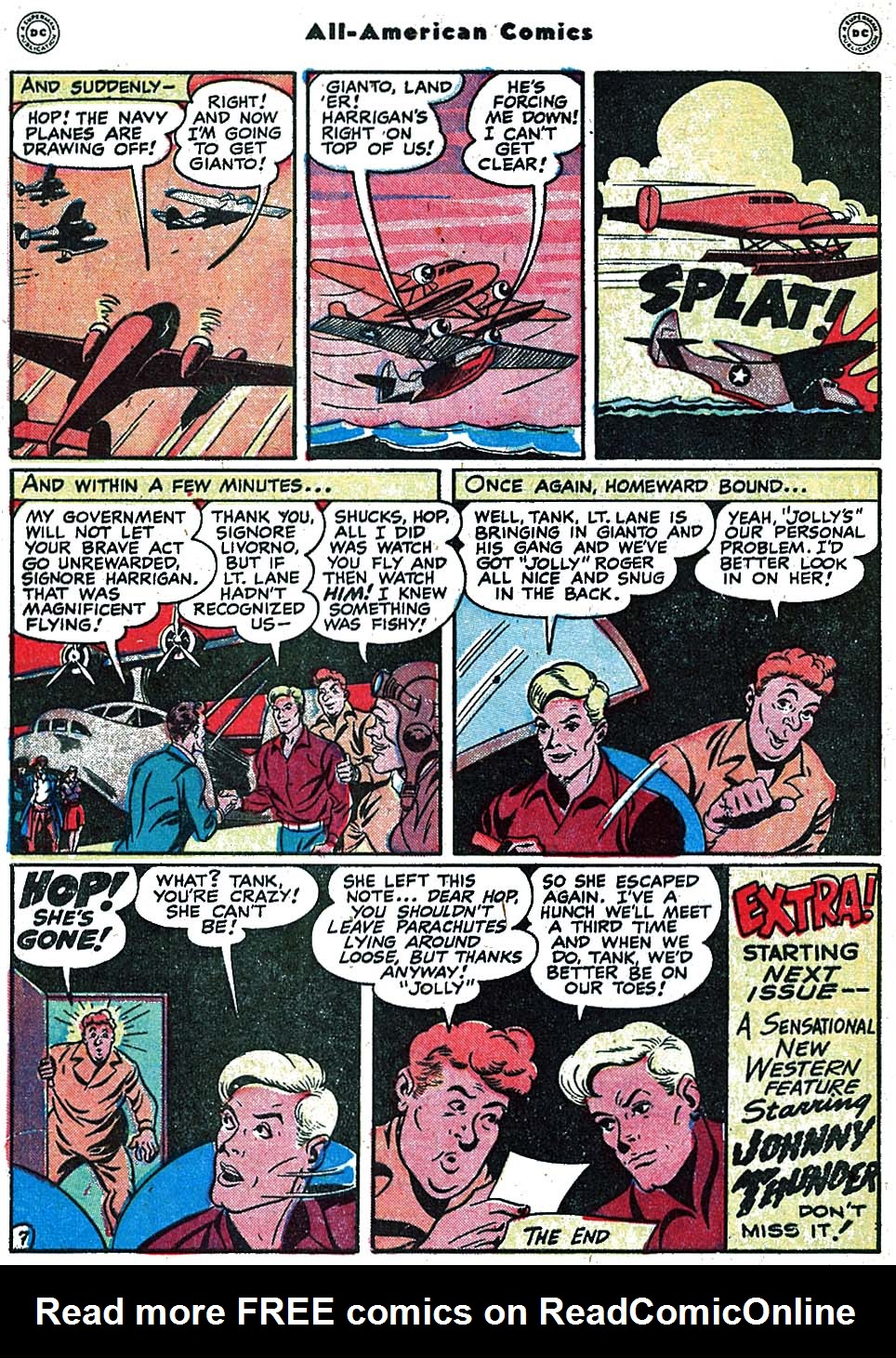Read online All-American Comics (1939) comic -  Issue #100 - 48