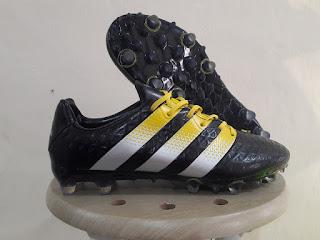 Adidas ACE 16+ Black FG / AG Sepatu Bola , jual sepatu bola , sepatu bola import, sepatu bola murah, harga adidas ace 2016, adidas ace 16 black