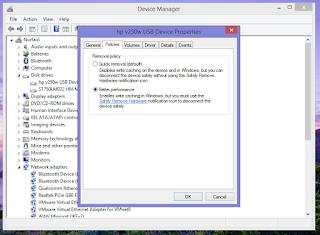 Disk Transfer Improvement