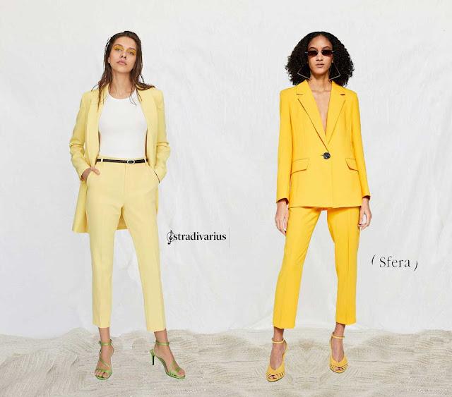 traje-amarillo-mujer