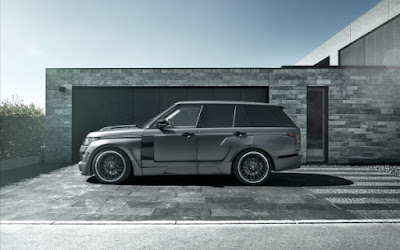 2014 Mystere Hamann Range Rover With A Modern Look