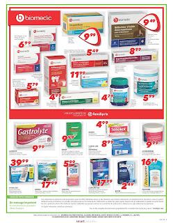Familiprix weekly flyer January 11 - 17, 2018