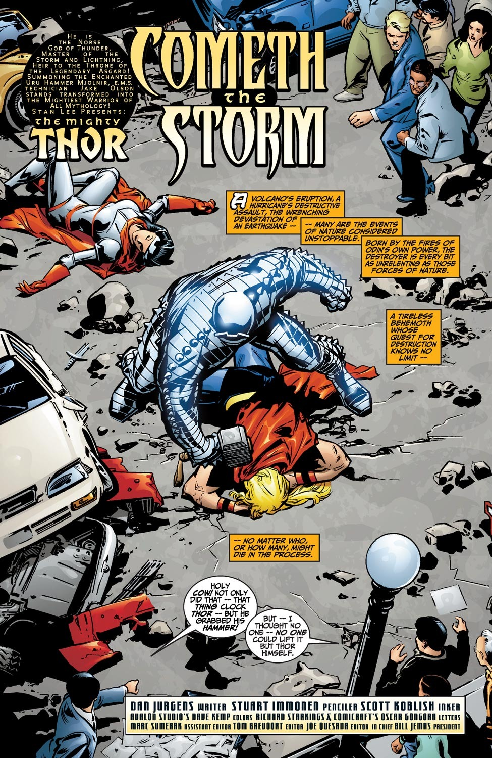 Thor (1998) Issue #38 #39 - English 5