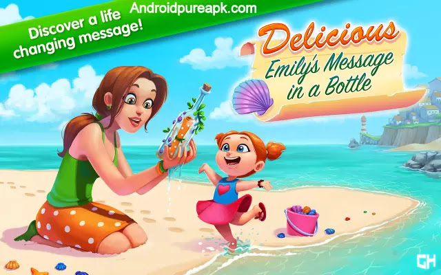 Delicious Message in a Bottle Mod Apk
