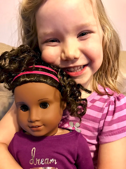 American Girl of the Year product review