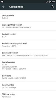 Cyanogenmod 12.1 cubix cube 2 screenshot 5