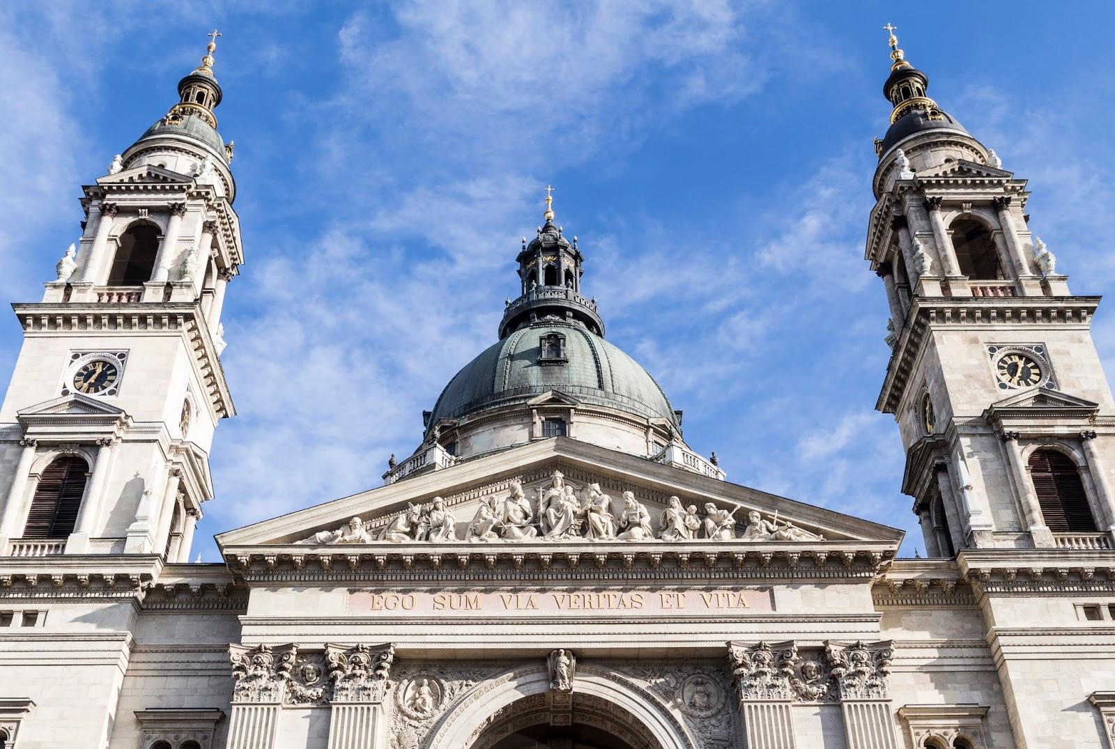 Budapest Basilique Saint Etienne