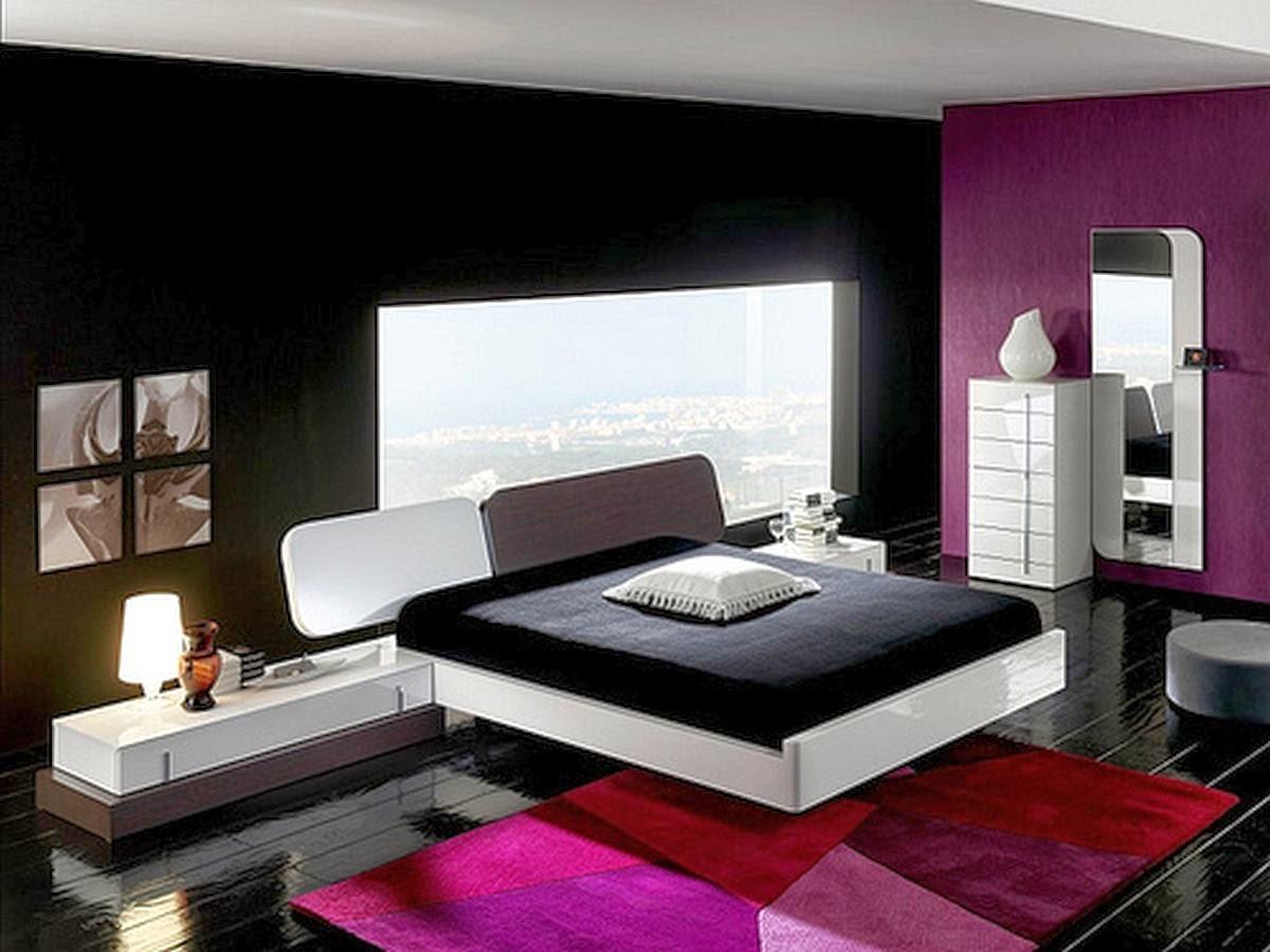 Modern Small Bedroom Ideas Wallpaper HD | Kuovi