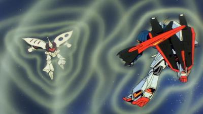 MS ZETA Gundam Episode 47 Subtitle Indonesia