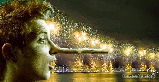 Dia da Mentira e Ano Novo