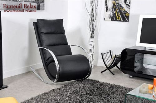 fauteuil relax avec repose pieds fauteuil relax. Black Bedroom Furniture Sets. Home Design Ideas