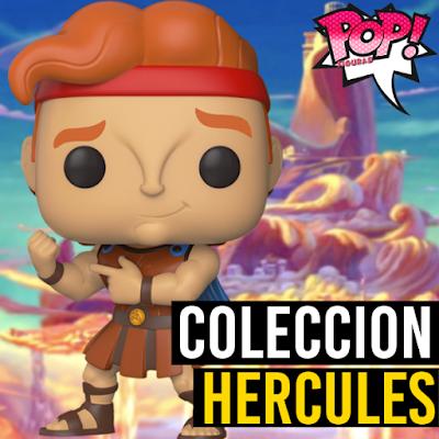 Lista de figuras funko pop de Funko POP Hércules