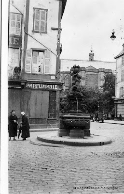 Clermont Ferrand 1931 Place Royale