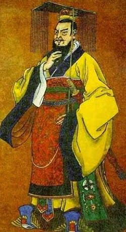 Yellow Emperor (Huangdi, or Huang Ti)