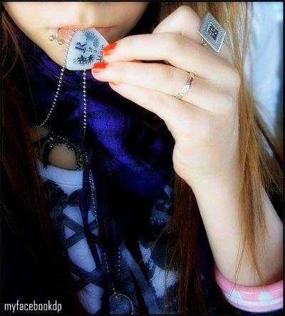 Stylish Girls DP For FB