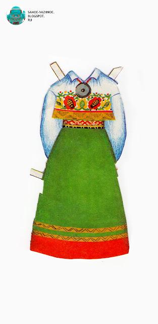 Бумажные куклы с одеждой для вырезания СССР, советские. Кукла национальный костюм республик СССР. Бумажные куклы в национальных костюмах Эстония Таллин СССР.