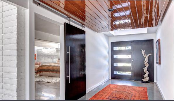 Fotos y dise os de puertas for Precios de puertas de madera para interior