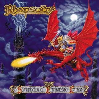 "Rhapsody - ""Symphony of Enchanted Lands"" recenzja"