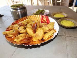 Surti Bhajiya tomato