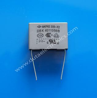 Jual Capacitor MKP 0,22UF 305V Murah Original
